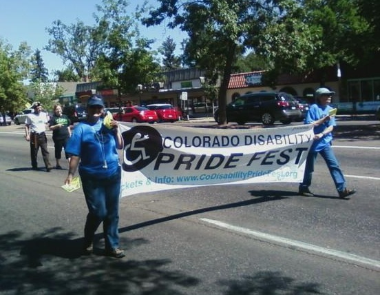 Colorado Disability Pridefest