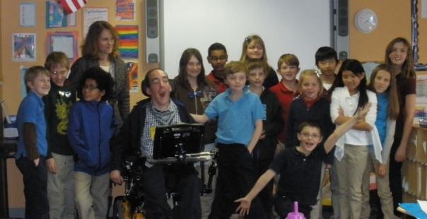 Mrs. Legault's class @ TPAAK!