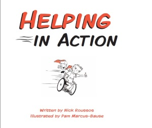 Helping in Action title page