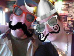 prestogram Liz and Nick silly