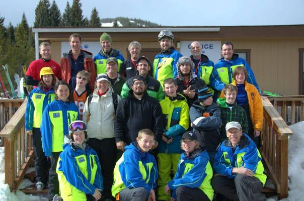 IGNITE volunteers 2016