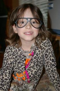 "goofy Alayna trying to match her ""nerdy"" dad"