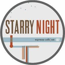 starry night logo
