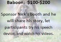 baboonfundraiser